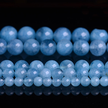 New Arrival Nature Aquamarin Loose Beads for women jewelry DIY Making for Necklace an bracelets & earrings