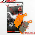 Free shipping Motorcycle Rear Brake Pads For HONDA CB400 Superfour (NC31) 92-98/CBR400 NC23 NC29/CB500 13/NX500 Dominator 92-96