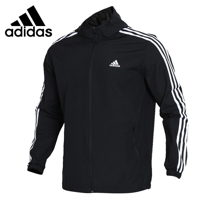 Original New Arrival 2018 Adidas Performance WB MESH BOND 3S Men's jacket Hooded Sportswear термопот convito wb 16