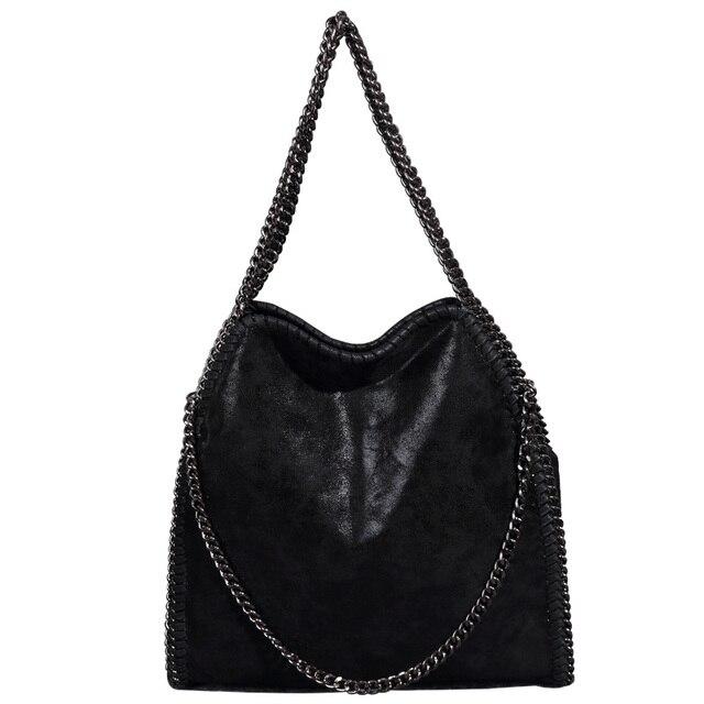 Lowest Price Women Messenger Shoulder Bags PU Falabellas Hobo Clutch Chains Evening Socialite Tote Sac A Main Female Handbag