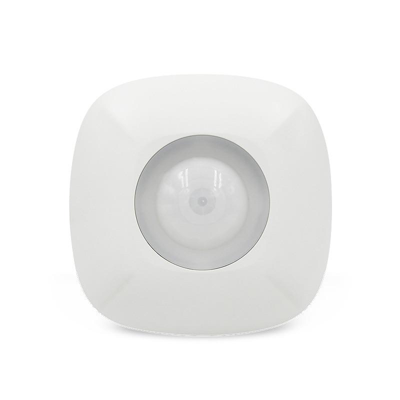 Z-Wave Movement Sensor Motion Detector Sensor Alarm Zwave Z Wave Wireless PIR Motion Sensor Smart Home Automation