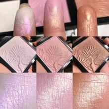 Glitter Eyeshadow Palette Bronzer Highlighter Powder Shimmer Nude EyeShadow Pallete Makeup Eye shadow Palette Contour Glow Kit