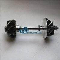 turbocharger ROTOR RHF5 RHF4 8972402101 VIDA VA420037 FOR ISUZU D MAX 2.5 TD VB420037 VC420037 4JA1L 2004