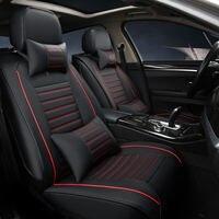 3D Sports Custom Car Seat Cover Universal Cushions Car Mats Car Styling For BMW Ford Honda