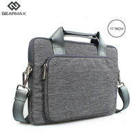 GEARMAX Fashion Laptop Bag 17 17.3 For Macbook Air 13 Case Women Men Nylon Laptop Bag 13.3 15 17 For Macbook Pro 13 Case Blue