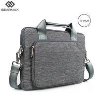 GEARMAX Fashion Laptop Bag 17 17 3 For Macbook Air 13 Case Women Men Nylon Laptop