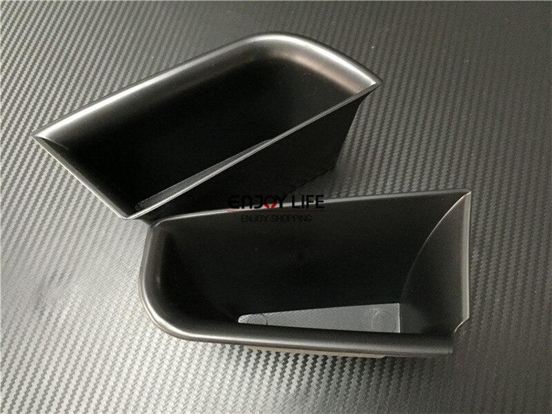 2pcs font b Car b font Door Container Armrest font b Storage b font Box Organizer