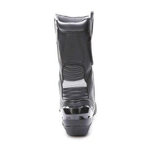 Image 3 - ARCX دراجة نارية أحذية عالية الجودة دائم مريحة دراجة نارية بجولة دراجة ركوب المهنية متسابق سباق الأحذية