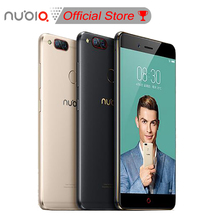 Nubia z17 мини 5.2 дюймов мобильный телефон 4 ГБ ram 64 ГБ rom Snapdragon MSM8976 652 Octa Core Dual Задняя Камера Отпечатков Пальцев 1920*1080 FHD