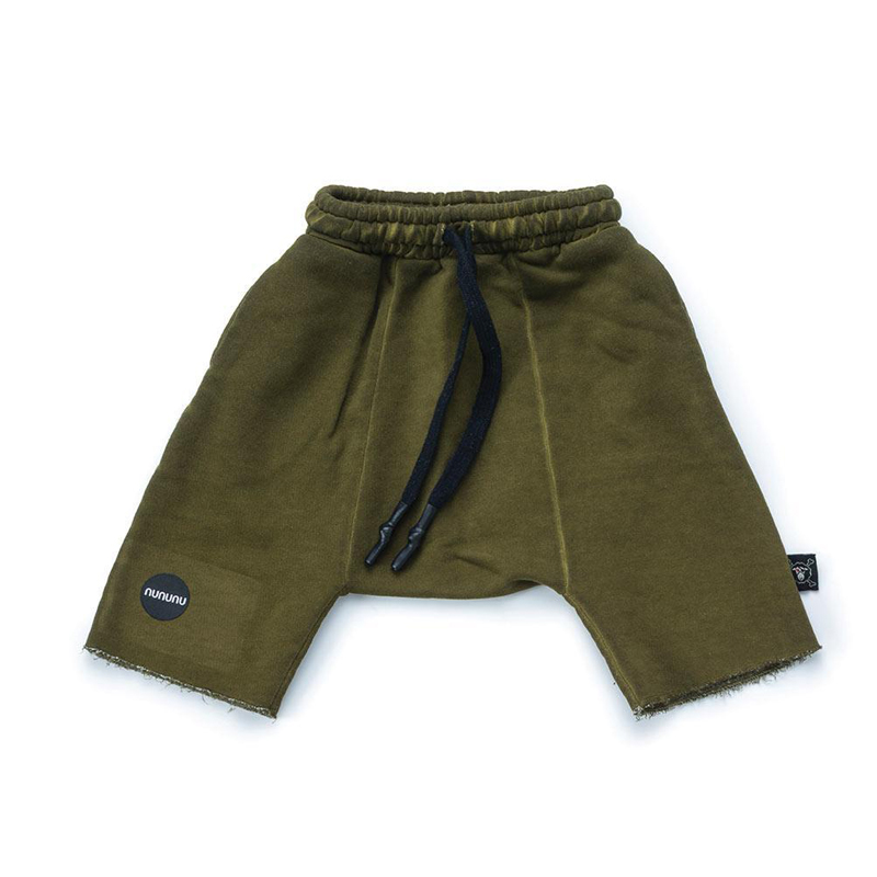 Kids Cotton   Shorts   Nununu 2018 Summer Beach Boys   Short   Harem Pants All-match Sports Trousers Children Harem   Shorts