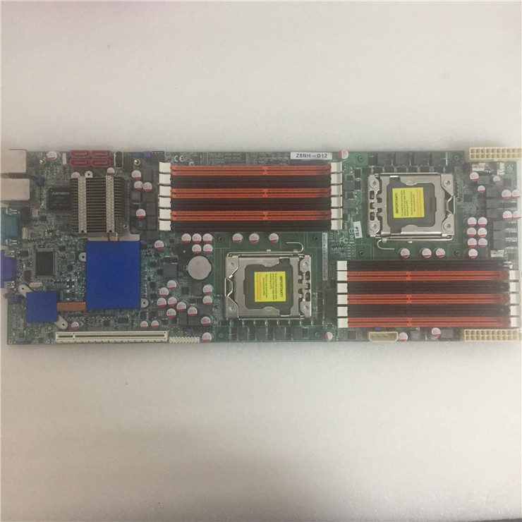 ASUS Z8NH-D12 Dual 1366 X58 Server <font><b>Motherboard</b></font> Supports <font><b>X5670</b></font> 85%-95%new image