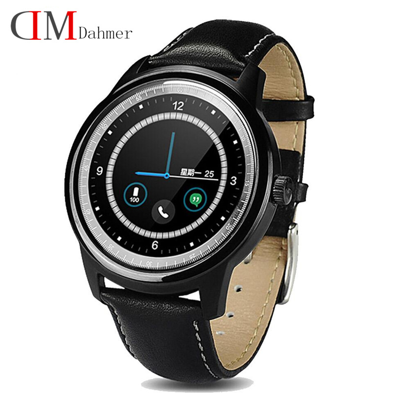 Best selling Original DM365 Smart Watch Full HD IPS Screen bluetooth font b SmartWatch b font