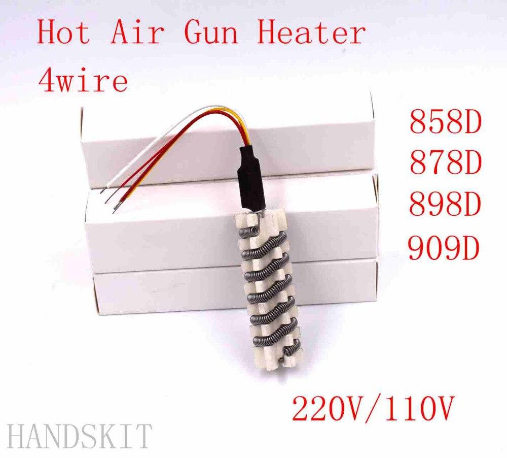 Soldering Rework Station Hot Air Gun Heating Element Heater Coil