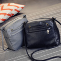 2016 New Fashion Leather Bags Handbags Women Famous Brands Shoulder Bag Women Messenger Bags Crossbody Clutch Purse Tote Bag