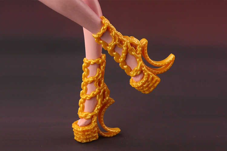 2020 แฟชั่นรองเท้าสำหรับตุ๊กตามอนสเตอร์สูงน่ารัก Orignal รองเท้าตุ๊กตาอุปกรณ์เสริมสไตล์ 15 ม