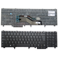NEW For DELL E6520 E5520 M4600 M6600 E5530 E6530 M4700 M6700 UK Laptop Keyboard Black
