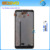 Substituição display lcd com tela de toque quadro digitador para microsoft nokia lumia 640 xl 640xl lcd assembléia negro cor + ferramentas