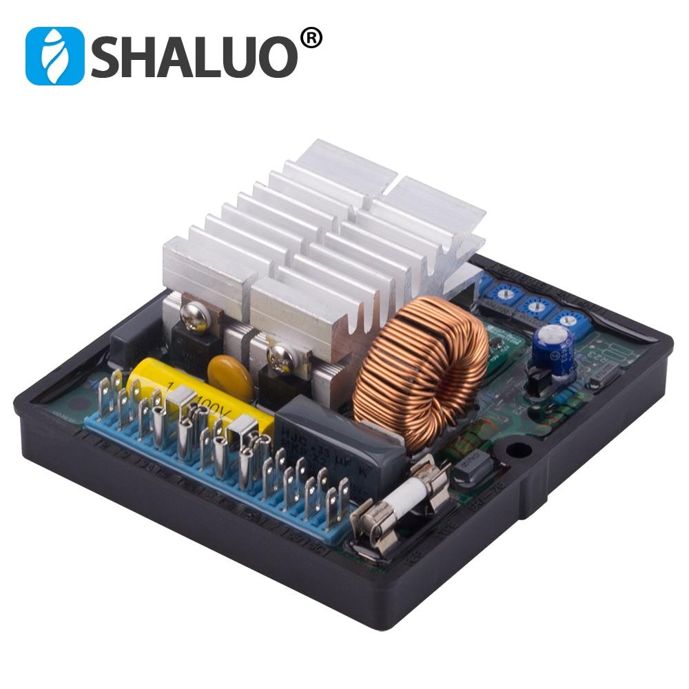NEW SR7 AVR Automatic Voltage Regulator Stabilizer for diesel generator set alternator part lower shipping cost