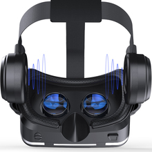 Original VR shinecon 6.0 headset version virtual reality glasses
