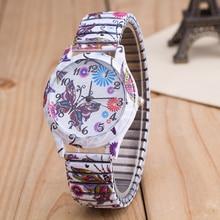 Chegada nova ladies relógios de pulso relógios de marca de topo moda causl mulheres quartz relogio feminino relógio elástico 9047