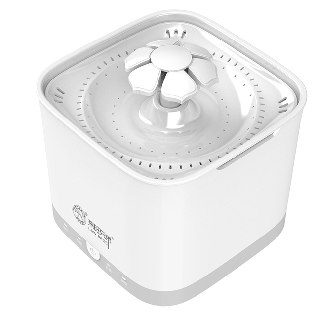 Radar Sensing Cat Water Fountain 2L