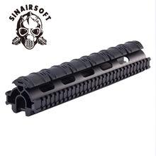 G3 Tático Tri-Rail Handguard Sistema Fit HK G3, PTR 91, acessórios de Caça Para Airsoft CETME concurso de tiro Frete grátis