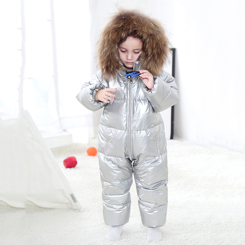 -30 Russian Winter Snowsuit 2018 Boy Baby Jacket 80% Duck Down Outdoor Infant Clothes Girls Climbing for Boys Kids Jumpsuit-30 Russian Winter Snowsuit 2018 Boy Baby Jacket 80% Duck Down Outdoor Infant Clothes Girls Climbing for Boys Kids Jumpsuit