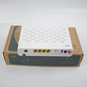 New Original Version 6.0 ZTE ZXA10 F460 EPON ONU ONT1GE+3FE+WIFI English Firmware Router FTTH Fiber Optical Terminal