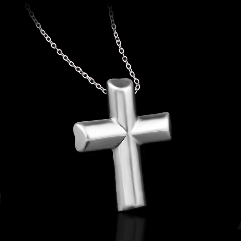 New high end jewelry korean fashion pendants silver cross for High end fashion jewelry