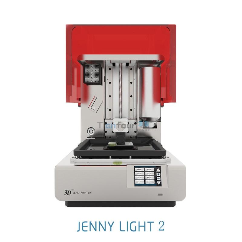 New Jennyprinter Light 2 LCD 3D Printer 8.9 inch 2k display high precision print volume 120*190*215mm SLA/DLP impresora Jewelry