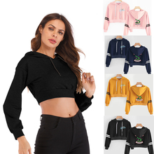 Riverdale Hoodie Southside Serpents Hoodies Streetwear Pullover Female Casual Fashion High waist