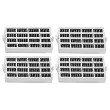 4pcs Air Filters Refrigerator Fresh Flow Replacement Part Ac