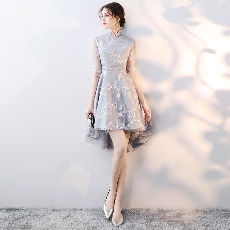 Classic Women Dress Traditional Chinese Modern
