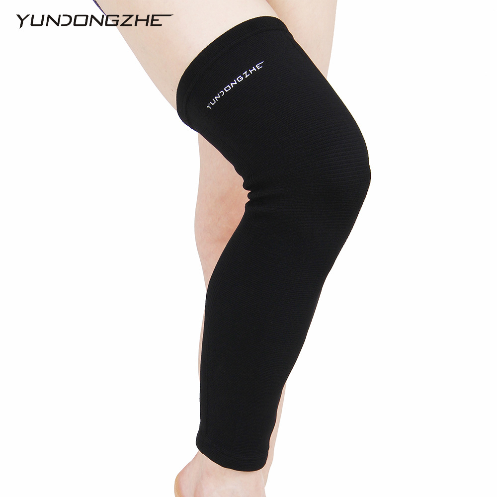 Nylon Sport Gauges Soccer Basketball Plus Long Legs Leggings Outdoor Hiking Leggings in Braces Supports from Beauty Health