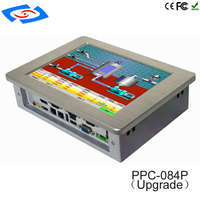 Intel J1900 Quad Core Embedded panel Computer X86 Industrial Mini PC With GPIO and RJ45 Port For Window Application Elevator