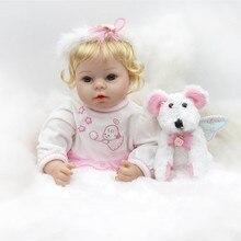 Фотография Real Reborn Babies Sleeping Doll, 22 Inch Realistic Baby Doll Newborn Toys for Children