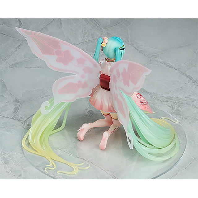 Hatsune Miku Fairy angel Butterfly 1