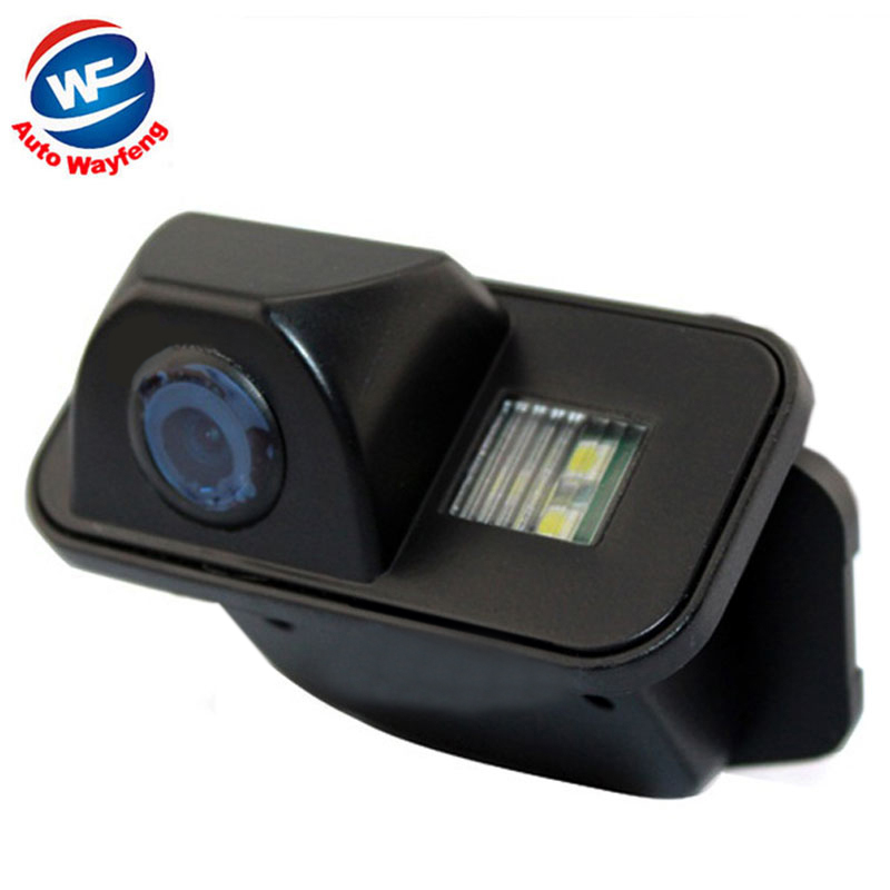 2016 Selling Waterproof Car Rearview Rear View CCD parking Camera Wide Angle Lens Suitable For font