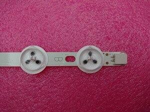 """Image 2 - Nouveau LED bande de rétro éclairage 40 """"NDV REV1.0 ABC Pour TOSHIBA 40L3433DG VESTEL VES390UNDC 01 VES400UNDS 01 VES400UNDS 02"""