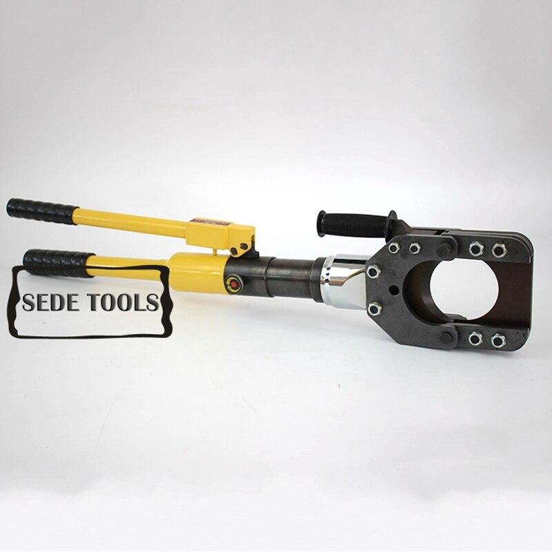 Гидравлический тросоруб RZ-100 вырезать 100 мм Amoured Cu/Al кабель