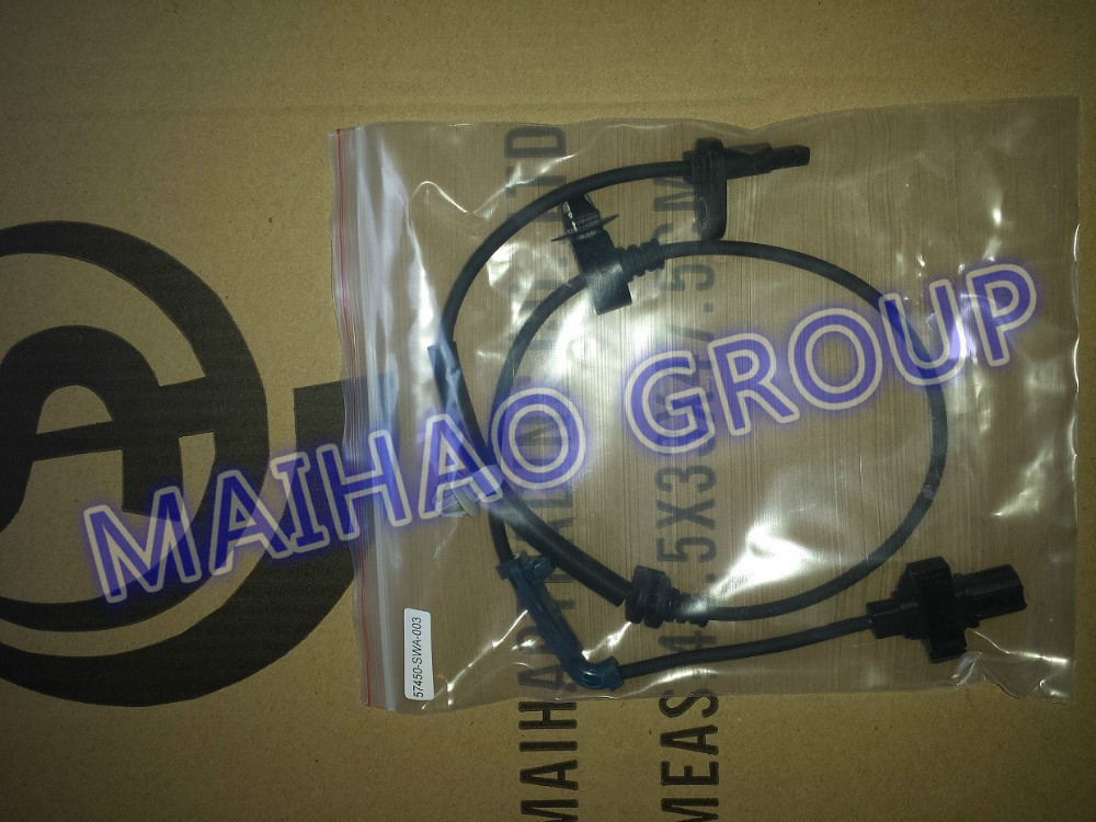 57450-SWA-003 ABS Wheel Speed Sensor Right Front Fit Honda CRV 2007-2011