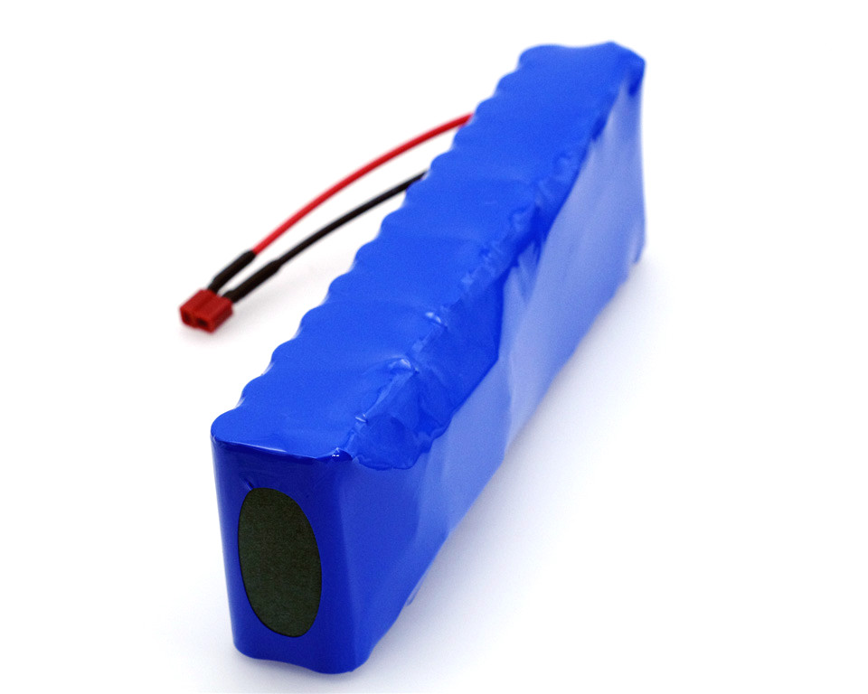 LiitoKala 48 v 5.2ah 13s2p haute puissance 18650 moto électrique batterie véhicule batterie électrique bricolage 48 v BMS Protection - 4
