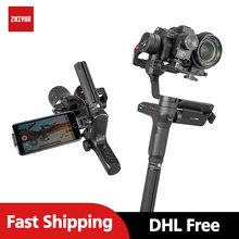 ZHIYUN Korea Official WEEBILL LAB 3-Axis Gimbal Wireless Image Transmission for Mirrorless Camera Handheld Stabilizer