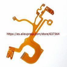 NUEVO Posterior de La Lente Principal Flex Cable Para for SONY Cyber-Shot DSC-HX50 HX50 Camara Digital de Reparacion de piezas