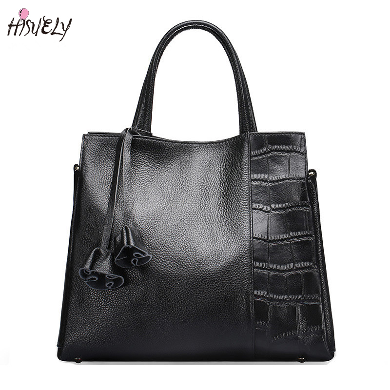 HISUELY Hot Sale Women Hangbag Casual Tote Bag Fashion New Pu Leather Vintage Shoulder Bags Lady Messenger Bag BAGM6231 hot sale leather bags for women tote pu 2015 134 women messenger bags 134