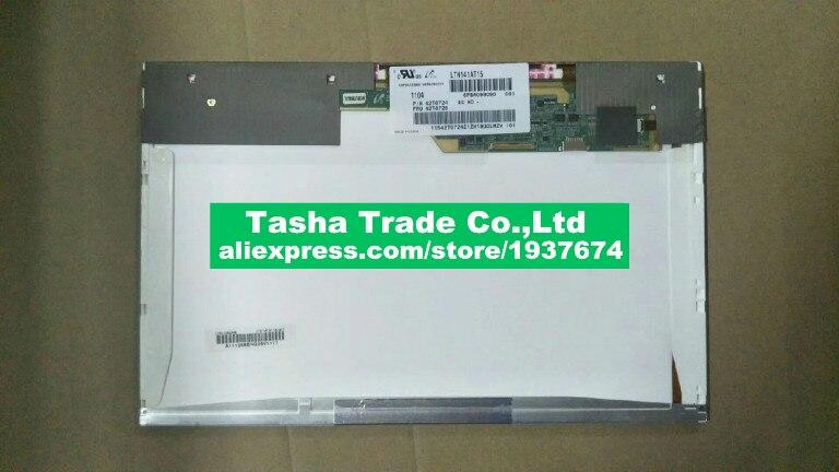 14.1 Original LCD matrix  LTN141AT15 40pins 1280*800 for Lenovo IBM T410 T410i14.1 Original LCD matrix  LTN141AT15 40pins 1280*800 for Lenovo IBM T410 T410i