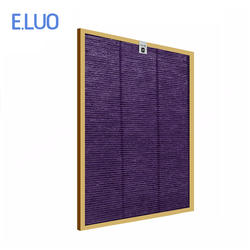 Multi-function формальдегидный фильтр экран AC4121 фильтр для очиститель воздуха AC4002 AC4004 AC4012 с 320*290*10 мм