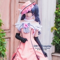 Anime Black Butler Ciel Phantomhive Lady Cosplay Costumes Women Fashion Fancy party Dress for Halloween