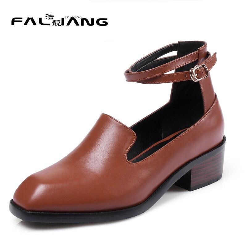 ФОТО 2017 New Arrival Hot Sale Melissa Sandals Tenis Feminino Genuine Big Size Retro Solid Square Heel Shoes Woman Ladies Womens