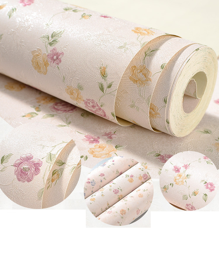 Peel and Stick Wallpaper PVC Vinyl Wallpaper Waterproof for Bedroom Living Room Parede Wall Paper Roll Home Decoration 10MX53CM